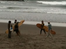 Classic Board Surfing Contest2